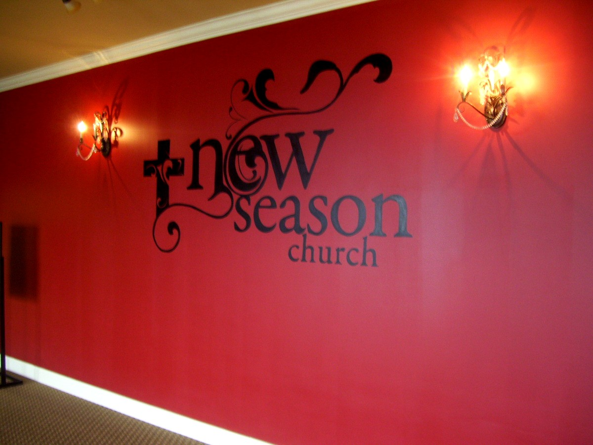 Moncrief creative create your world portfolio for Church mural ideas